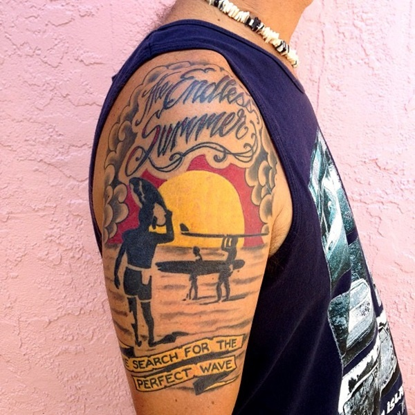 surf tattoos designs (11)