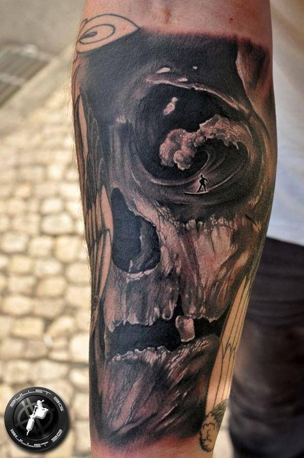 surf tattoos designs (14)