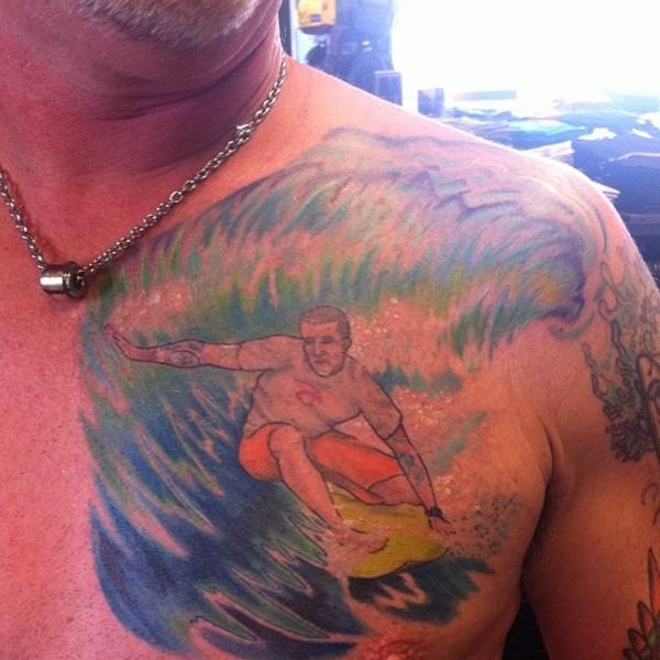 surf tattoos designs (22)