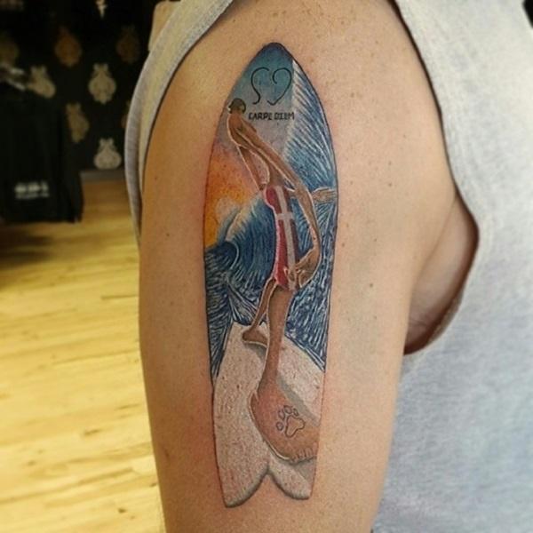 surf tattoos designs (27)