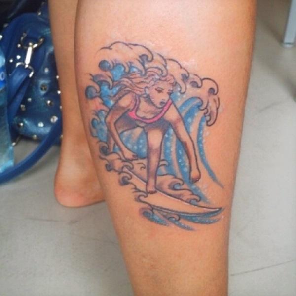 surf tattoos designs (32)