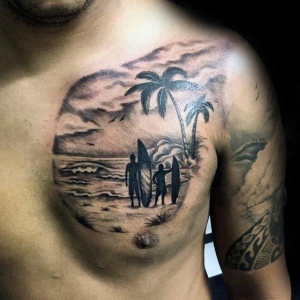 surf tattoos designs (55)