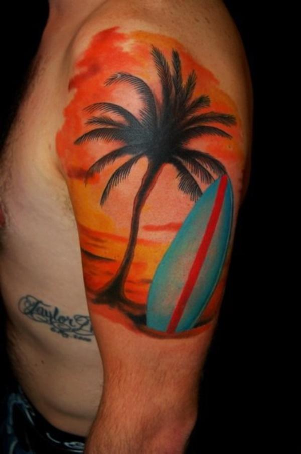surf tattoos designs (66)