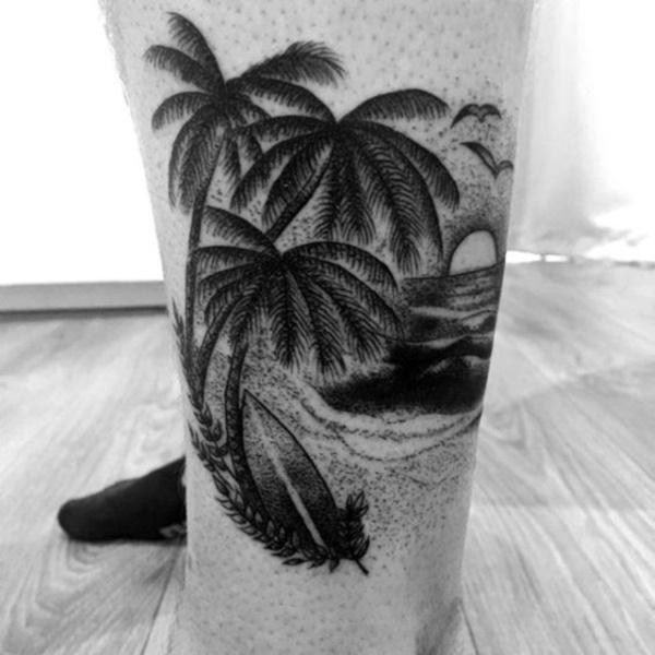 surf tattoos designs (69)