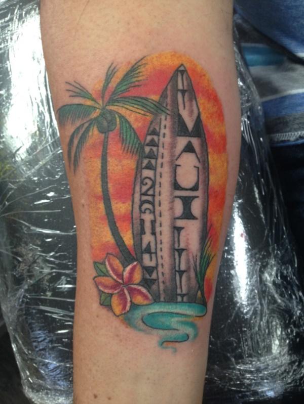 surf tattoos designs (74)