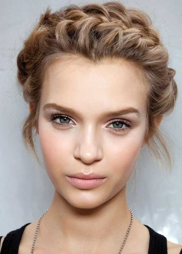 top knot bun Hairstyles (51)