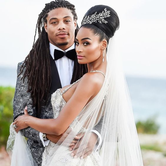 10 Stunning Wedding Hairstyles For Black Women,Resell Wedding Dress