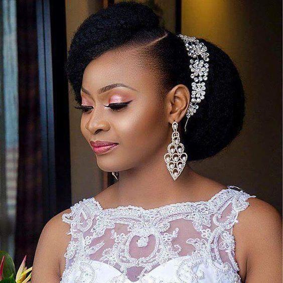 10 Stunning Wedding Hairstyles for Black Women
